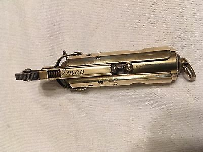 IMCO BRASS MADE IN AUSTRIA NEVERFAIL TRENCH LIGHTER
