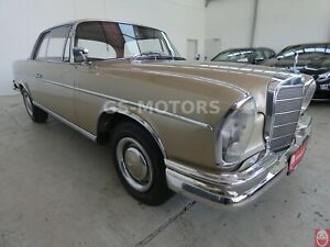 Mercedes-Benz 300 SE COUPE W112 RESTAURIERT CLASSIC DATA 2+