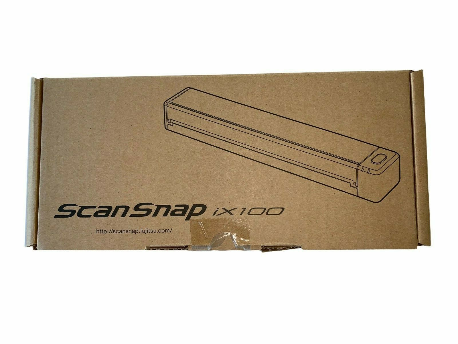 Fujitsu Scansnap iX100 PA03688-B005 Wi-Fi Mobile 600dpi Usb
