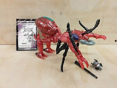 Beast wars Transformers Inferno 1996 Action figure Toys Hasbro