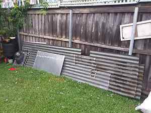 Corrugated iron FREE Erskineville Inner Sydney Preview
