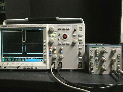 Pulse Generator 50 Mhz Dual Output Tested Tektronix Pg507