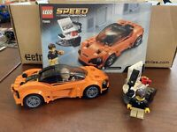 Legobauanleitung  75874 Speed Champions  Instruction