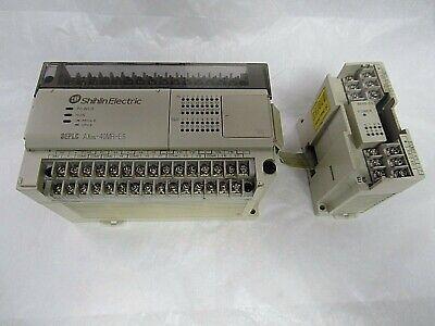 Scihlin Selp Axon-40mr-es Programmable Logic Controller W Axon-8eyr-es