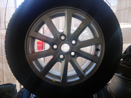 VF Commodore alloy wheels for sale