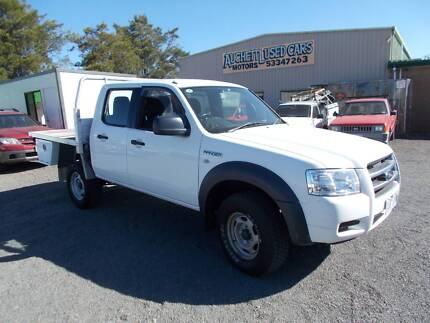 2007 Ford Ranger Ute (3808) Warrenheip Ballarat City Preview