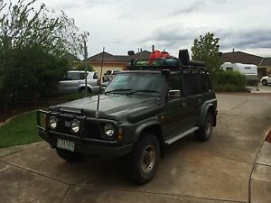 1992 Nissan Patrol Wagon Brookfield Melton Area Preview