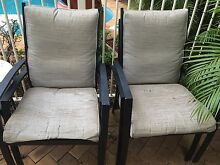4 X outdoor chairs Underwood Logan Area Preview