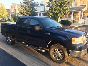 Meticulously maintained 2007 Ford F1 50 4x4 5.4