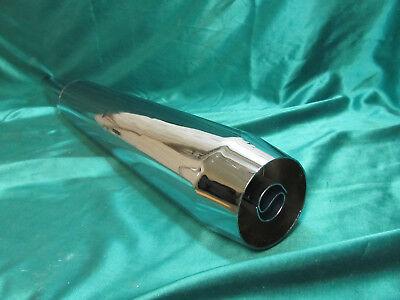 Kreidler Florett Auspuff mit Flöte 32mm RS TM Kleinkraftrad K54