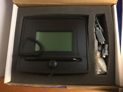 Topaz Systems Model T-l755-b Signature Gem Lcd4x3 Tablet New-box W Diskguide