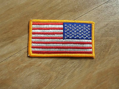 Flagge Aufnäher Patch Abzeichen US-Army USA