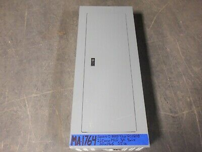 Square D 225 Amp Panel Panelboard Mlo 3 Phase 120v208v 200 42sp 240v Breaker