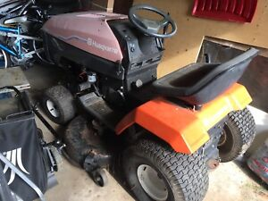 Husqvarna yth 180 ride on mower/tractor needs a starter