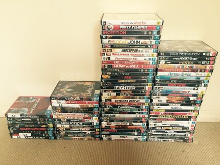 OVER 200 MOVIES / SERIES / UFC / WWE  Para Hills West Salisbury Area Preview