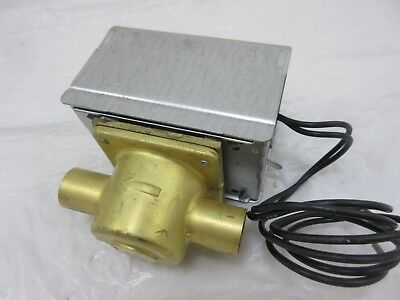 58 Od Honeywell V4043a 1010 Motorized Zone Valve 120v W Manual Opener