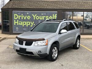 2006 Pontiac Torrent LT/LEATHER/PWR MOON-ROOF/HEATED SEATS