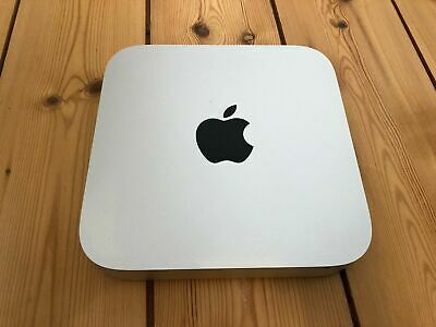 Apple Mac Mini 2.3Ghz i5 16Gb RAM 120GB SSD Final Cut Pro X Logic Pro X Catalina