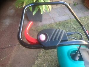 Electric lawn mower West Lakes Charles Sturt Area Preview