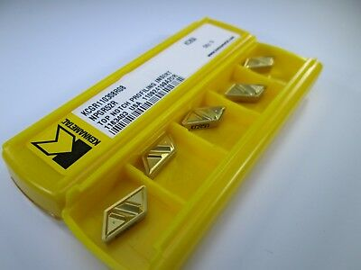 Kennametal Npgr52r Carbide Inserts Kcgr110308r08 Profiling Top Notch Box 5 Pcs