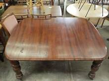 B20064 Lge Vintage Cedar Dining Kitchen Table Unley Unley Area Preview