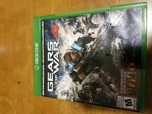Gears of war 4 (plus all 4 previous gears games for download)