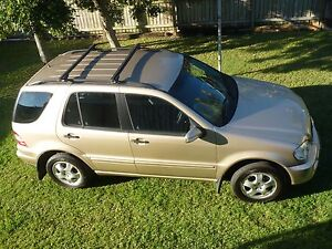 2004 Mercedes-Benz ML270 CDI. A Great Car in Great Condition Albany Creek Brisbane North East Preview