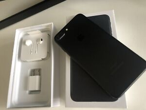 iPhone 7Plus  128gb* UNLOCKED- Includes Everything - Price Firm