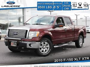 2010 Ford F-150 XLT XTR **A/C*CRUISE*CAM**