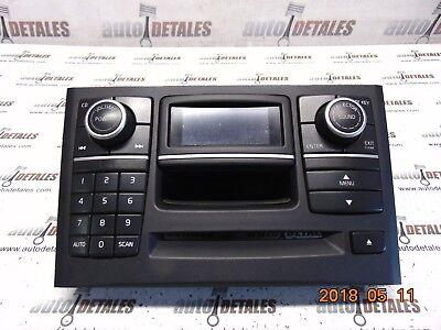 Volvo XC90 RADIO STEREO CD CONTROL PANEL 30752420 30732460 used 2008