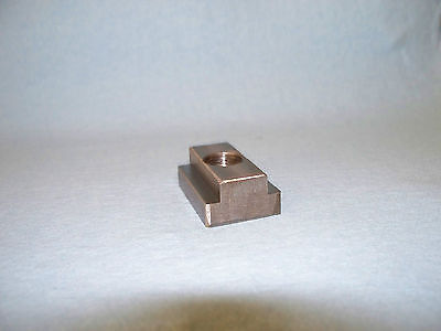 T Nut For Atlas Craftsman 10 Lathes.  Tapped For 916 18  Thread.