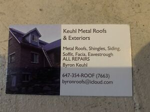 Metal Roofing and Exteriors