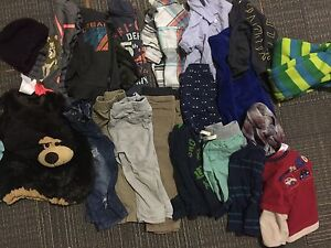 Baby Boy clothes size (6-18 months)