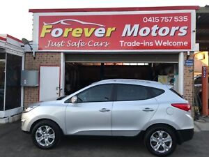 2014 HYUNDAI IX35 ACTIVE AUTOMATIC SUV Long Jetty Wyong Area Preview