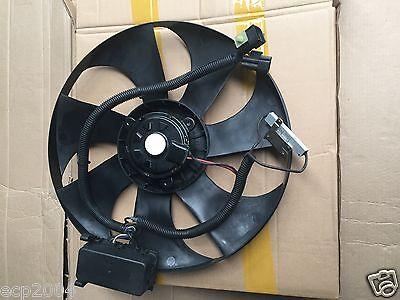 ROVER 75 MG ZT PETROL COOLING FAN MOTOR & BLADE KIT PGJ000100 GENUINE + BLADES
