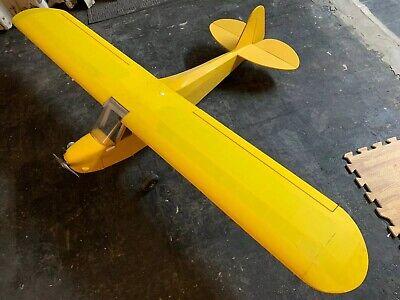 Piper Cub RC Plane 195cm Span SC 40 2 Stroke Futaba APC