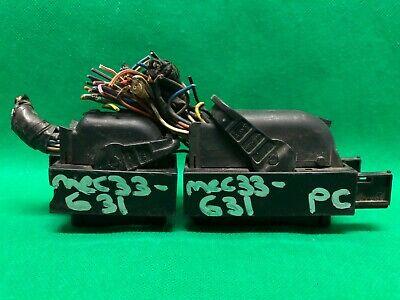 WIRING HARNESS PLUG CONNECTOR 04 NISSAN TITAN ECM ECU MODULE PCM MEC33-631 D1 PC