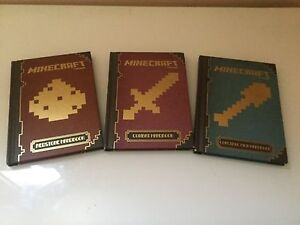 Minecraft Handbooks (Construction, Combat and Redstone) Ivanhoe Banyule Area Preview