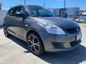 2011 Suzuki Swift GA hatchback North Hobart Hobart City Preview