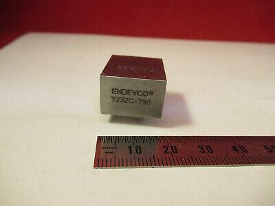 Meggitt Endevco Accelerometer 7232c-750 Vibration Sensor As Pictured Z4-b-10