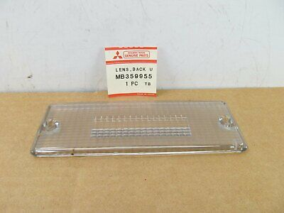 OEM Back-up Lens MB359955 For 85-88 Dodge Plymouth  Colt -  Mitsubishi Mirage