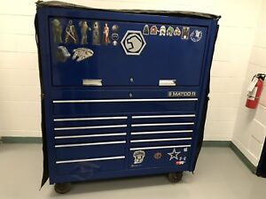 MATCO 4S Toolbox with Tools!
