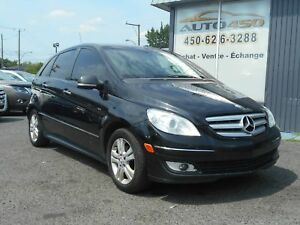 Mercedes-Benz B200 TURBO 2007 ***MAGS,CUIR,TOIT PANORAMIQUE***