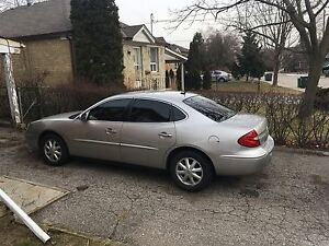 07 Buick Allure cert and e-tested. Low km!