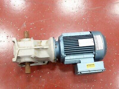 Sew-eurodrive Dft100l4-ks Motor 5hp 1680rpm W K47dt100l4-ks Gearbox 5.81 Ratio