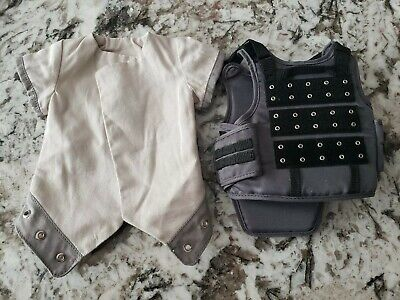 R.E.D.mark X Inflames Kill Zone 1/6 Killing Field Shock Infantry Vest and Shirt