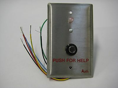 Auth Electricpacific Nurse Call Patient Bath Emergency Station 945-071-00