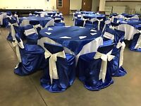 CHAIR COVERS AND MORE FOR LESS!!!