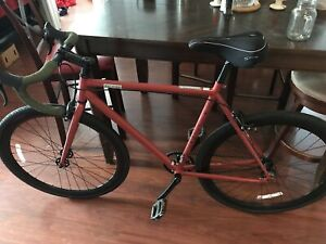 bicycle single speed