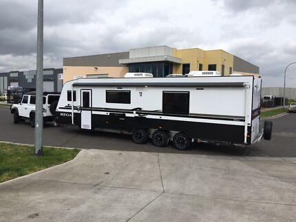 2016 regal caravan 29ft